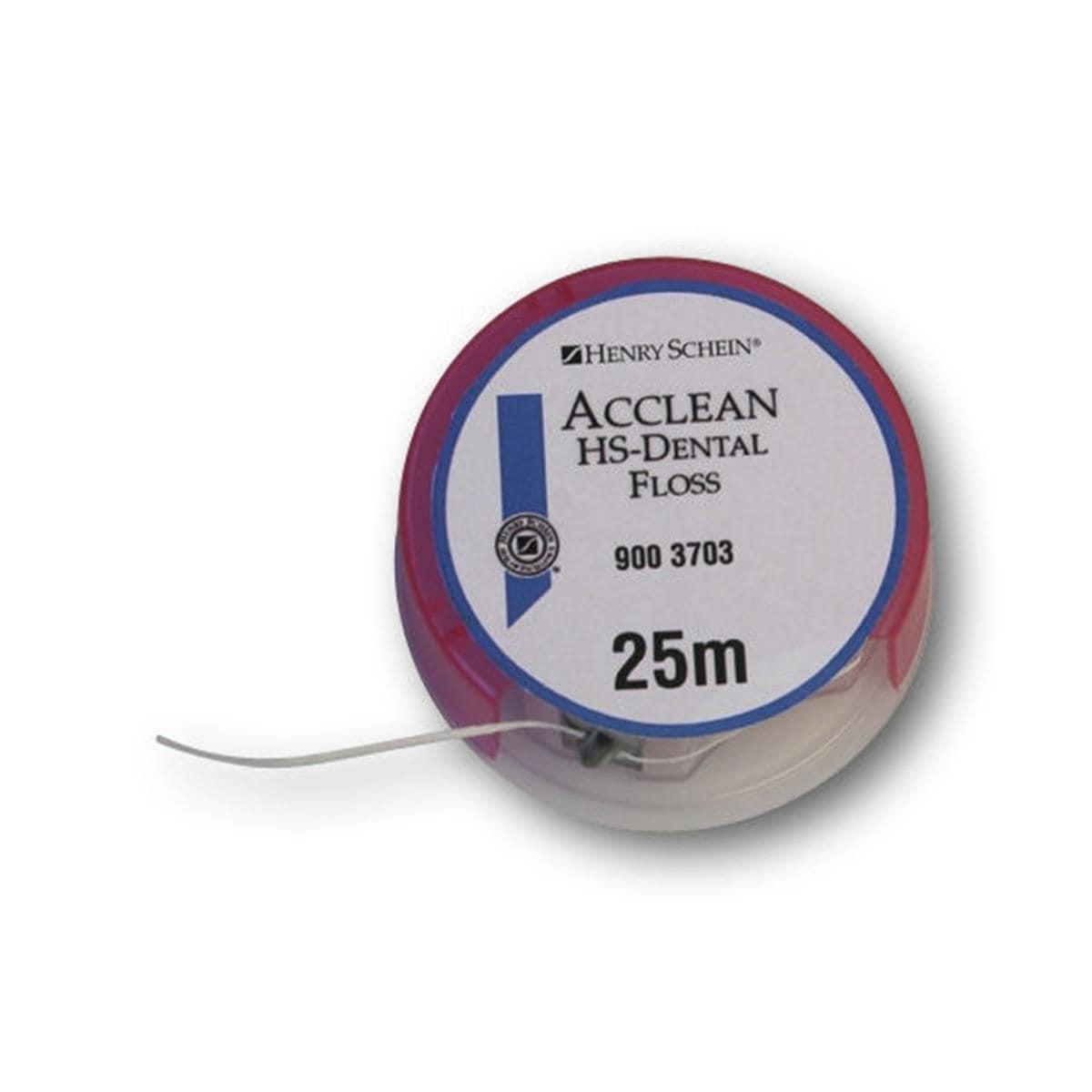 Myndaniðurstaða fyrir acclean dental floss 25m